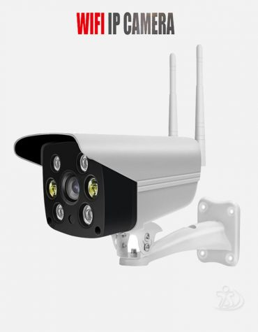 Champion Wireless IP Camera, Water Proof, Memory Card Supported, No Need DVR,NVR Js computer, Mymensingh, Security Home,