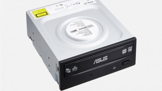 Asus DVD writer 24X at Js computer, in Mymensingh, bangladesh