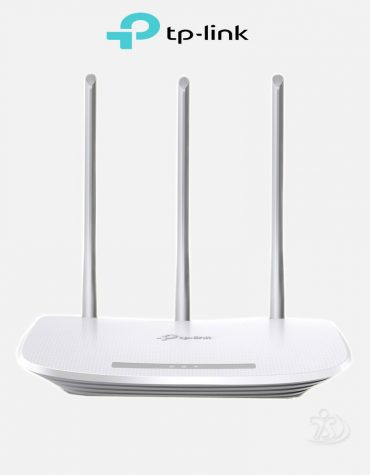 Tp Link 845N 3 Antenna Router Js Computer Mymensingh