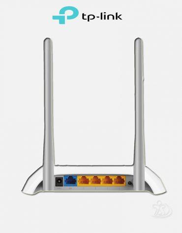 TP Link 850N Single Band 300Mbps Router Js computer Mymensingh Computer Shop