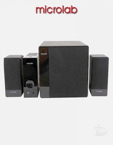 Microlab FC360 2.1 Speaker 01