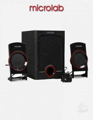 Microlab M111 2.1 Speaker