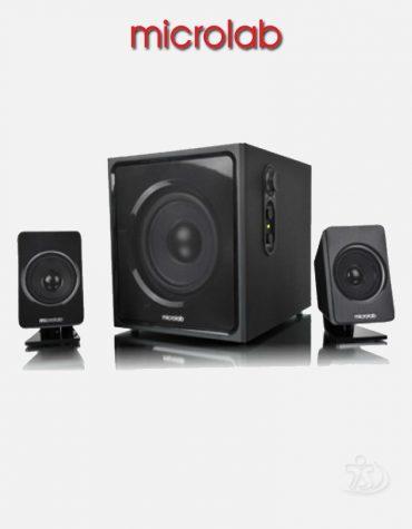 Microlab M800 2.1 Speaker 02