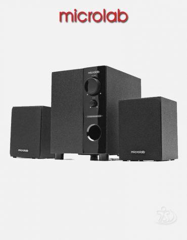 MicrolabM 109 2.1 Speaker02
