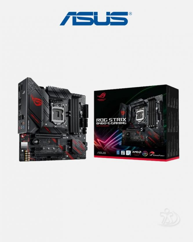 Asus ROG-Strix-B460G-Gaming