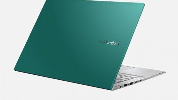 Asus Vivobook S15 S533EA Gaia Green Notebook