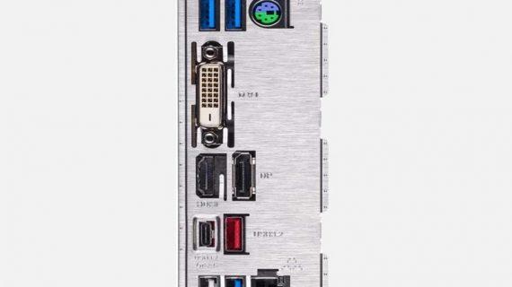 Gigabyte Z490M Mainboard