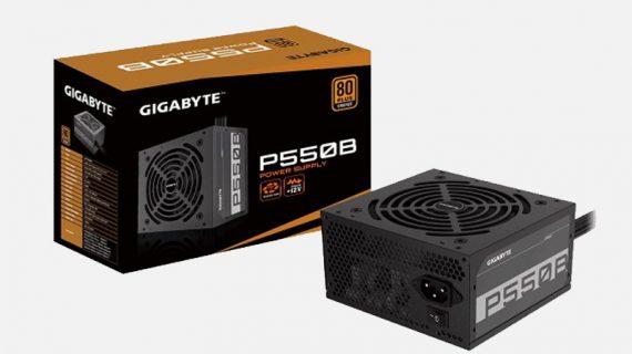 Gigabyte P550B Power Supply