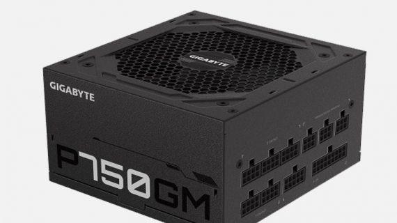 Gigabyte P750GM Power Supply