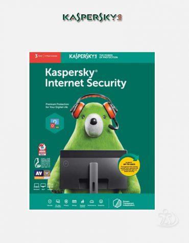 3 User 1 Year Kaspersky