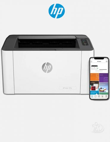 HP Laser 107w Single Function Wireless Printer 111