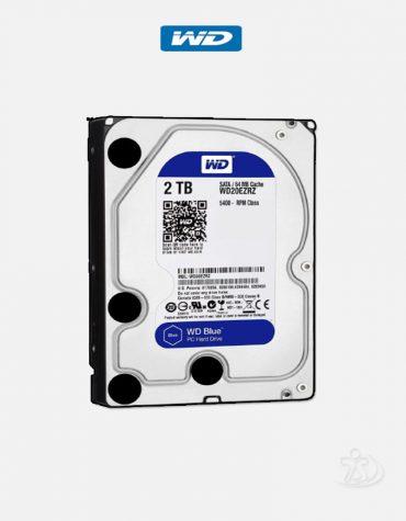 Western Digital Blue 2 TB 3.5 Inch SATA 7200 RPM Desktop HDD