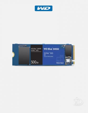 Western Digital WD BLUE SN550 500 GB NVMe SSD