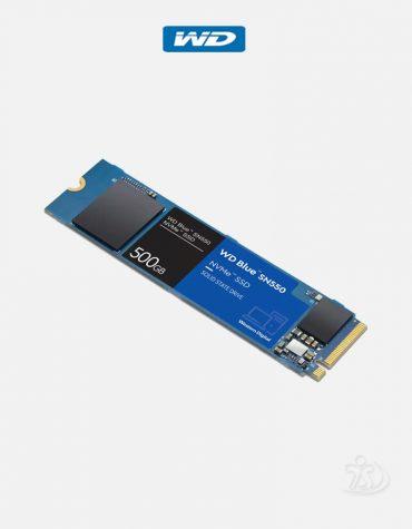 Western Digital WD BLUE SN550 500 GB NVMe SSD1