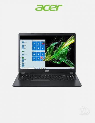 Acer Aspire A315-56 Intel® CoreTM i3-1005G1 Processor (1.20 GHz up to 3.40 GHz), 4GB, 1TB HDD, 15.6 Inch FHD (1920x1080) Display, Win 10, Shale Black Notebook