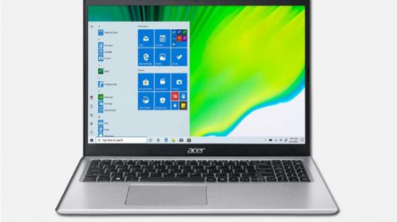 Acer Aspire A515-56-32F7 Intel® Core i3 1115G4 (3.00 GHz - 4.10 GHz), 4GB, 1TB HDD, 15.6 Inch FHD (1920x1080) Display, Win 10, Pure Silver Notebook