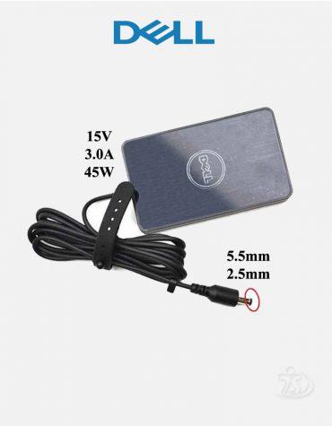 Dell 15V 3A 45W 5.5mm 2.5mm Original Laptop Adapter