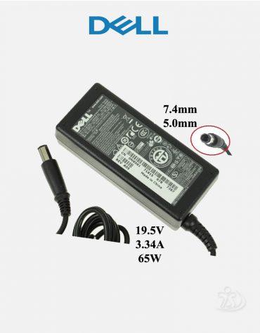 Dell 19.5V 3.34A 65W 7.4mm 5.0mm Original laptop Adapter