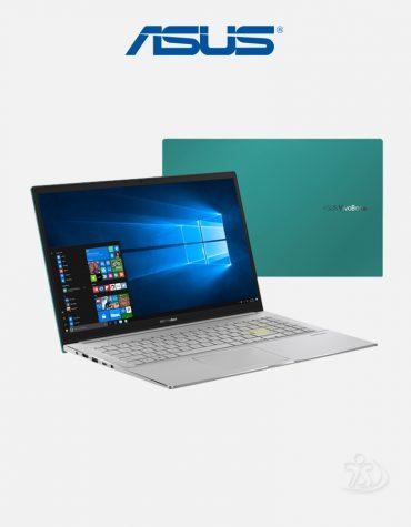 Asus Vivobook S14 S433EA Gaia Green Notebook-1