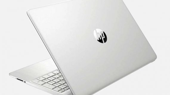 HP 15s-eq1172AU AMD Ryzen 5 15.6 Inch Silver Laptop