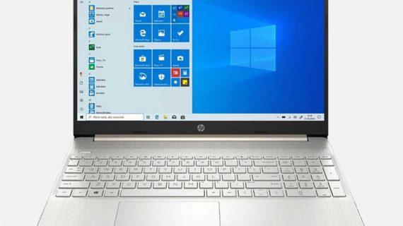 HP 15s-eq1142AU AMD Ryzen 5 15.6 Inch Golden Laptop