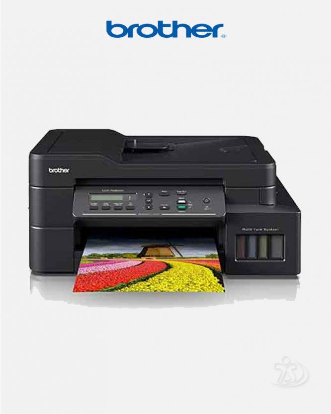 Brother MFC-T720DW & T820DW Ink Tank Printer-6