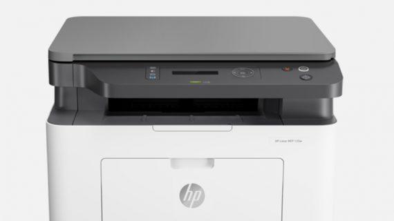 HP 135w Multifunction Mono Laser Printer-3