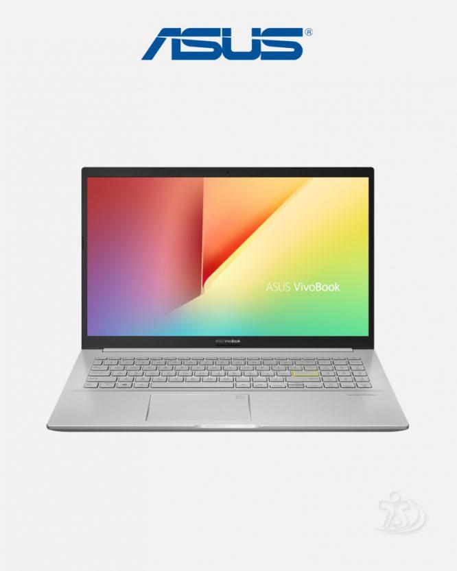 Asus VivoBook 15 K513EA Transparent Silver Laptop-01