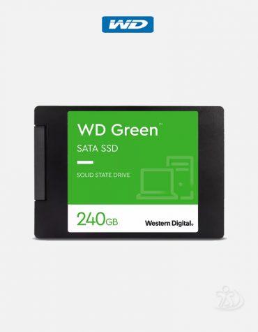 Western Digital Green 240GB SATAIII SSD