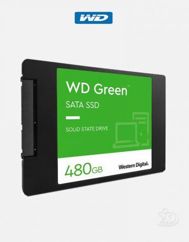 Western Digital Green 480GB SATAIII SSD