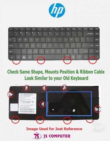 hp CQ 42 & HP Pavilion G42 Laptop Keyboard-01
