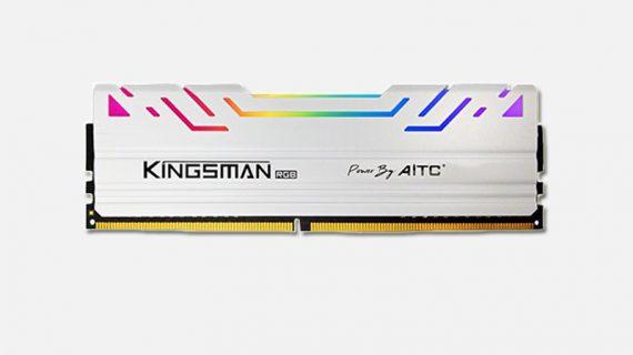 AITC Kingsman 8GB DDR4 3200MHz & 3600MHz Ram-01