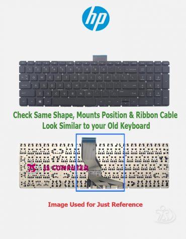 Keyboard for Hp Pavilion 15BS & HP 250 G6 Series Laptop Keyboard-01
