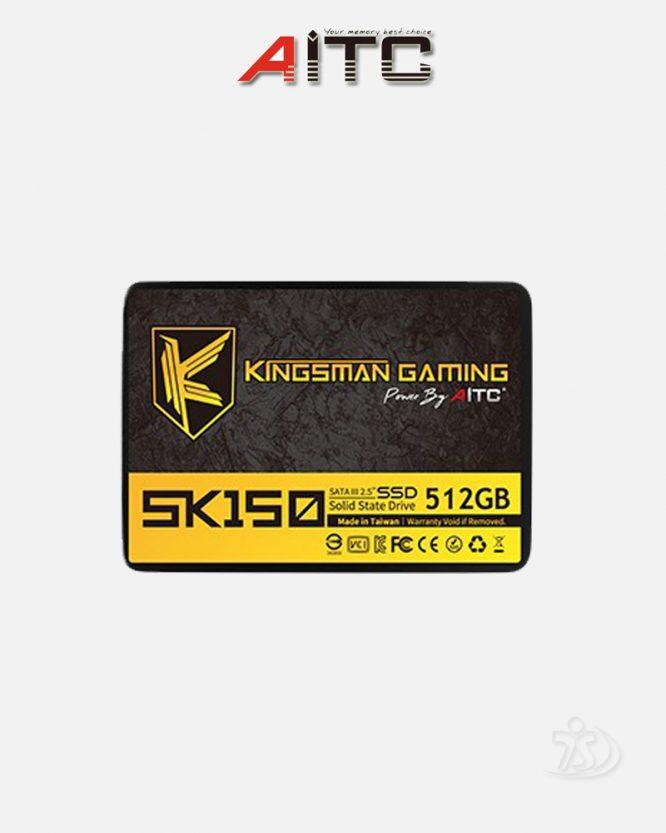 AITC Kingsman 512GB SATA III SSD